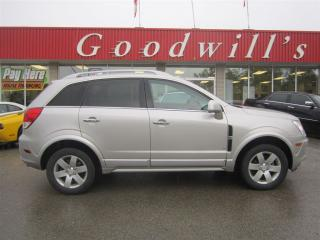 Used 2008 Saturn Vue XR! CLEAN CARPROOF! FACT. REMOTE START! for sale in Aylmer, ON