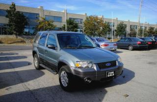 Used 2006 Ford Escape XLT for sale in Etobicoke, ON