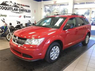 Used 2016 Dodge Journey CVP/SE Plus for sale in Coquitlam, BC