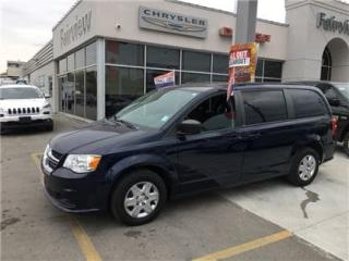 Used 2012 Dodge Grand Caravan SE/SXT..Stow & Go/Rear Air for sale in Burlington, ON