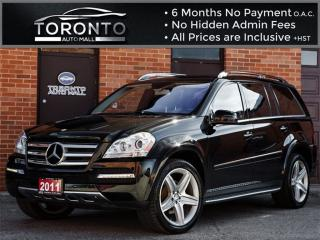 Used 2011 Mercedes-Benz GL-Class Amg Pkg+Navigation+Camera+7 Passenger+ for sale in North York, ON