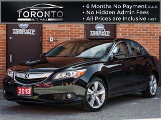Used 2013 Acura ILX Technology Package+Navigation+Camera+Leather for sale in North York, ON