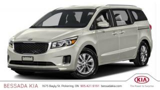 New 2018 Kia Sedona SXL for sale in Pickering, ON