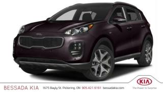 New 2018 Kia Sportage LX AWD for sale in Pickering, ON