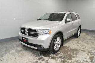 Used 2011 Dodge Durango Crew Plus for sale in Kitchener, ON