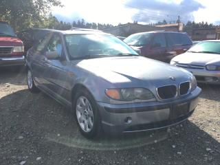 Used 2005 BMW 3 Series 325i 4dr Sdn RWD for sale in Coquitlam, BC