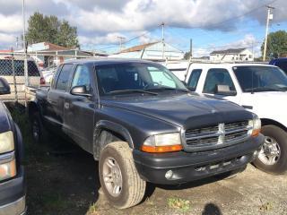 Used 2004 Dodge Dakota 4dr Quad Cab 131 WB 4WD Sport for sale in Coquitlam, BC