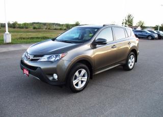 Used 2014 Toyota RAV4 XLE for sale in Renfrew, ON