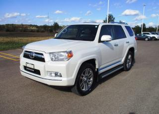 Used 2013 Toyota 4Runner Limited for sale in Renfrew, ON