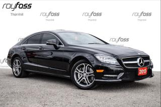 Used 2013 Mercedes-Benz CLS-Class 4DR SDN CLS550 CL for sale in Thornhill, ON