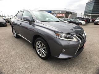 Used 2015 Lexus RX 350 Sportdesign for sale in Thornhill, ON