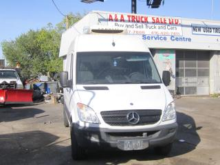 Used 2011 Mercedes-Benz Sprinter 2500 reefer van for sale in North York, ON