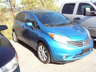 Used 2014 Nissan Versa Note SL for sale in Georgetown, ON