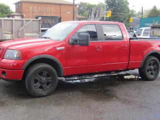 Used 2008 Ford F-150 f150 fx4 leather 4 door 4x4 sun for sale in North York, ON