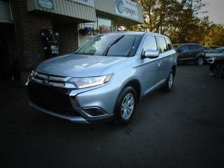 Used 2017 Mitsubishi Outlander ES for sale in Scarborough, ON