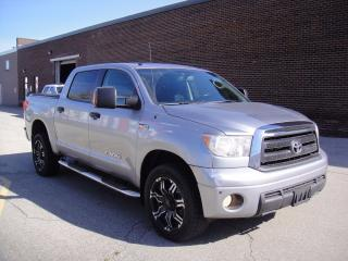 Used 2011 Toyota Tundra SR5 4X4-LOADED,BACK CAM,NO ACCIDENTS for sale in North York, ON