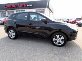 Used 2011 Hyundai Tucson GL 2.4L Automatic Bluetooth for sale in Milton, ON