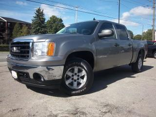 Used 2007 GMC Sierra 1500 SLE for sale in Whitby, ON