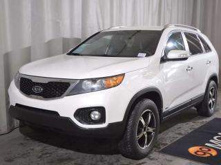 Used 2011 Kia Sorento EX for sale in Red Deer, AB