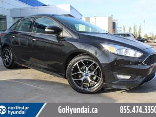 Used 2015 Ford Focus SE A/C/CRUISE/POWER OPTIONS for sale in Edmonton, AB