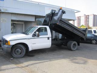Used 2007 Ford F-350 DUMP 11 FT for sale in North York, ON