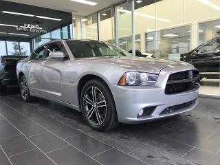 Used 2013 Dodge Charger R/T, AWD, Accident Free, Alberta Vehicle for sale in Edmonton, AB