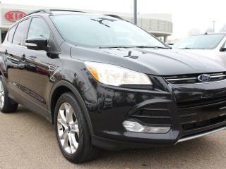 Used 2013 Ford Escape SEL, SUNROOF, NAVI, SIRIUS, HEATED SEATS, LEATHER, POWER TAILAGE for sale in Edmonton, AB