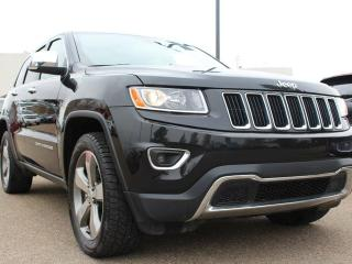 Used 2016 Jeep Grand Cherokee LIMITED, 4x4, 8.4