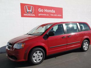 Used 2012 Dodge Grand Caravan SE, 7 SEATS, AC, CRUISE for sale in Edmonton, AB