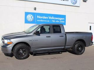 Used 2010 Dodge Ram 1500 SLT/Sport/TRX for sale in Edmonton, AB
