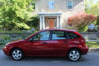 Used 2005 Ford Escort ZX5 SES Hatchback for sale in Guelph, ON