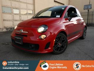 Used 2014 Fiat 500 ABARTH, NO ACCIDENTS, LOCALLY DRIVEN, GREAT CONDITION, NO HIDDEN FEES. FREE LIFETIME ENGINE WARRANTY! for sale in Richmond, BC