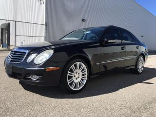 Used 2009 Mercedes-Benz E-Class E300 Avantgrade 4Matic for sale in Mississauga, ON