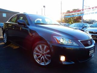 Used 2008 Lexus IS 250 ***PENDING SALE*** for sale in Kitchener, ON