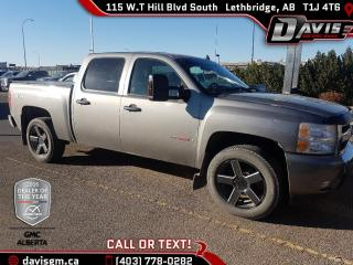 Used 2007 Chevrolet Silverado 1500 LT-6.0L, Remote Start, Max Trailering Package for sale in Lethbridge, AB