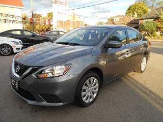 Used 2016 Nissan Sentra S for sale in Guelph, ON