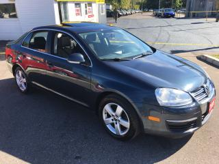Used 2009 Volkswagen Jetta Comfortline/AUTO/P.SUNROOF/LOADED/ALLOYS for sale in Scarborough, ON