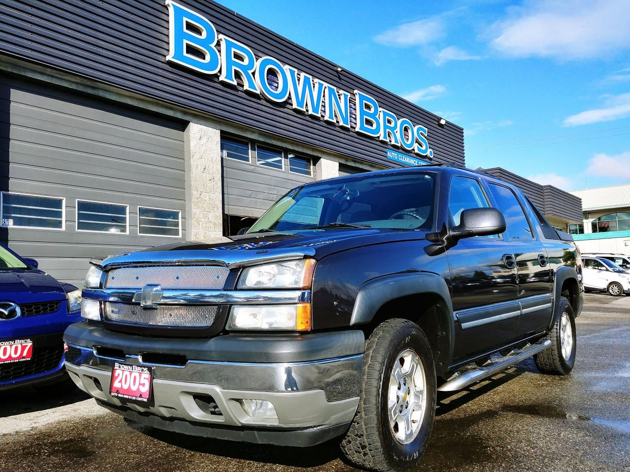 Used 2005 Chevrolet Avalanche LT, JUST REDUCED! for Sale in Surrey ...