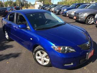 Used 2007 Mazda MAZDA3 GS/AUTO/ALLOYS/LOADED/LOW KMS for sale in Scarborough, ON