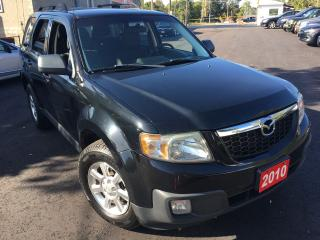 Used 2010 Mazda Tribute GX/AUTO/LOADED/ALLOYS/LOW KMS/LIKE NEW for sale in Scarborough, ON