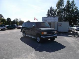 Used 2004 Ford E350 ECONLINE for sale in Elmvale, ON