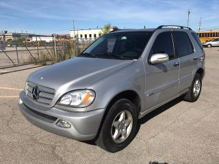 Used 2005 Mercedes-Benz ML 350 3.7L for sale in Mississauga, ON