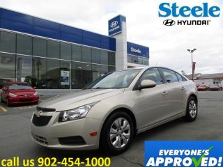 Used 2012 Chevrolet Cruze LT Turbo A/C Low KMS for sale in Halifax, NS