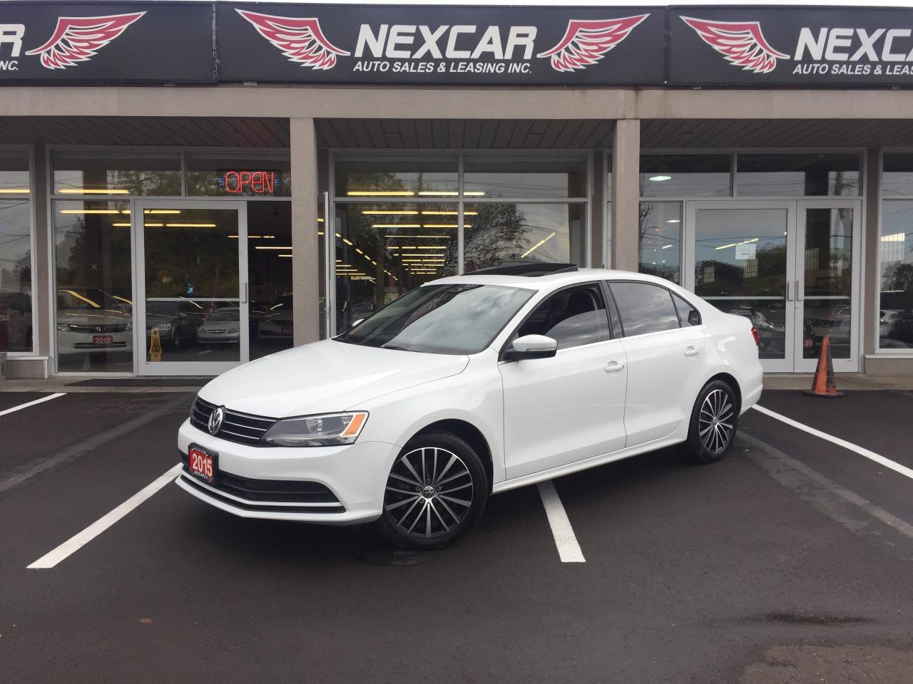 Photo of White 2015 Volkswagen Jetta