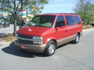 Used 2002 Chevrolet Astro LT AWD 8 PASSENGER for sale in York, ON