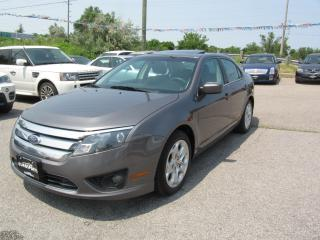 Used 2010 Ford Fusion SE for sale in Newmarket, ON