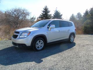 Used 2012 Chevrolet Orlando 2LT for sale in Conception Bay South, NL