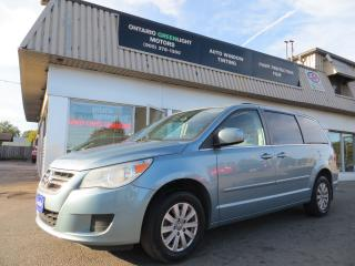 Used 2010 Volkswagen Routan POWER SLIDING DOORS,HEATED SEATS,bluetooth,STOW&GO for sale in Mississauga, ON