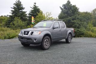 Used 2016 Nissan Frontier Pro-4X for sale in Conception Bay South, NL