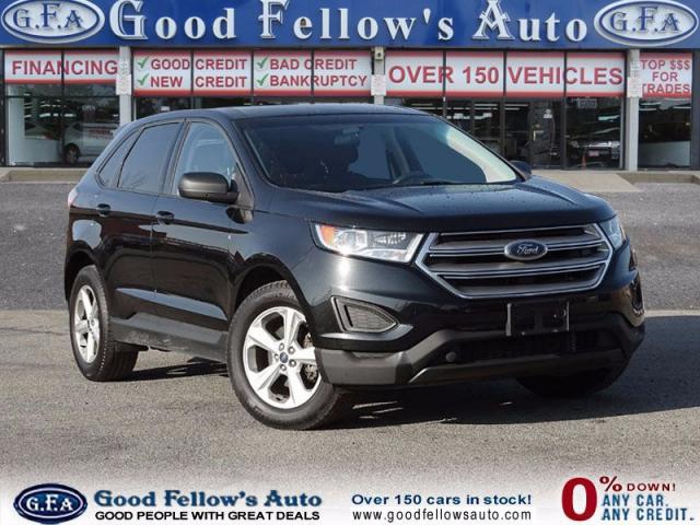 used 2015 ford edge se model fwd rearview camera 3 5 liter 6cyl for sale in north york. Black Bedroom Furniture Sets. Home Design Ideas
